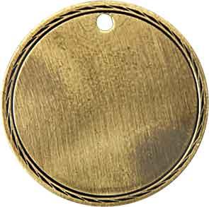 """2"""" 3D Baseball/Softball Medal 32"""
