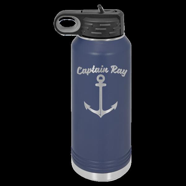 32 oz. Polar Camel Water Bottle - Stainless 3