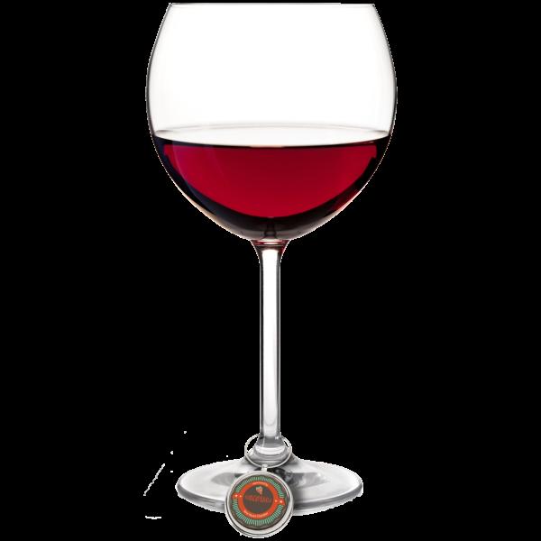 """Wine Glass Charm 1"""""""