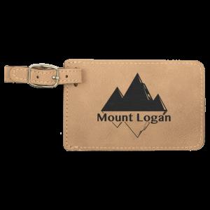 Bag Tag - Leatherette 4