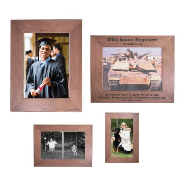 Walnut Frames