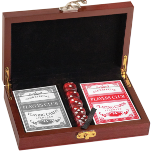 Card and Dice Box 1