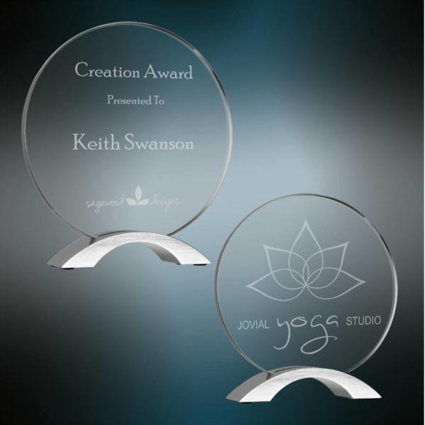 Cosmic Acrylic Awards 5