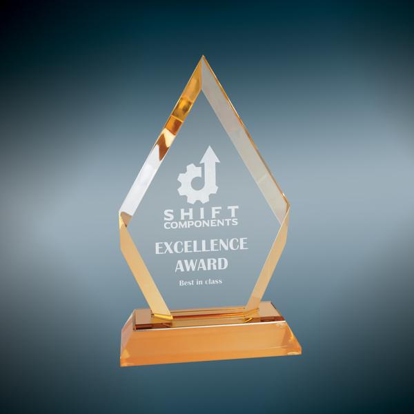 Diamond Acrylic Award 5