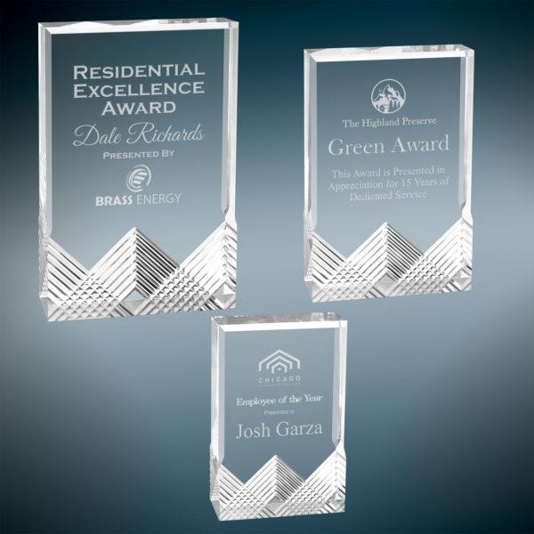 Diamond Acrylic Award (Copy) 1