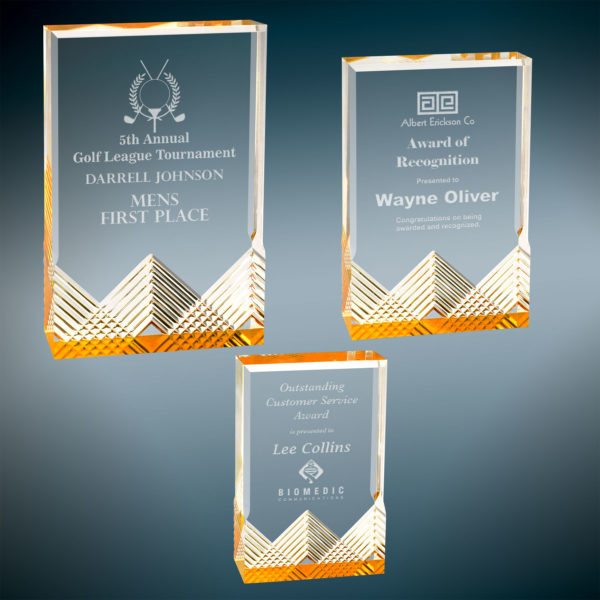 Diamond Acrylic Award (Copy)