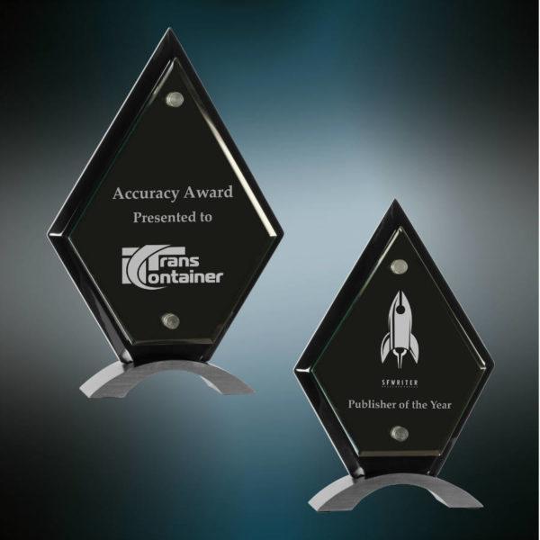 Floating Acrylic Awards 10