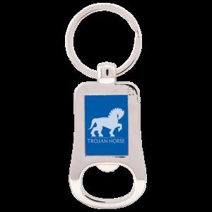 Keychain (Bottle Opener) - Black 1