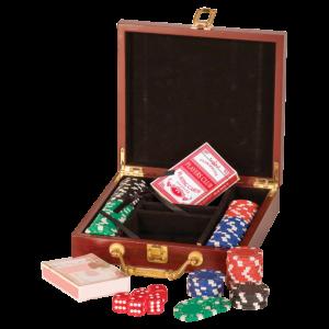 Poker Set (100 Chips)