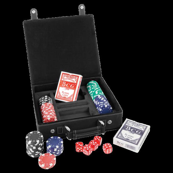 Poker Sets (Leatherette) 1
