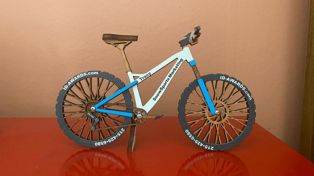 Mountain Bike Race Award